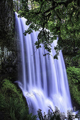 Photograph - Lower South Falls IIi by Stuart Gordon