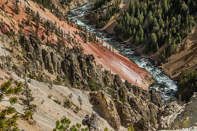 Photograph - Lower Yellowstone River by Roger Mullenhour