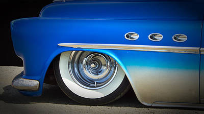 Photograph - Lowered Buick by Ron Roberts