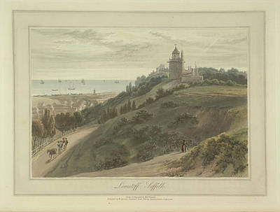 Lowestoft Art Print by British Library