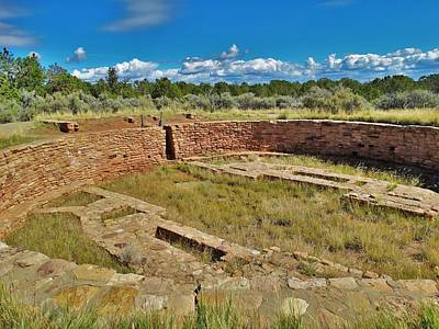 Photograph - Lowry Pueblo by Lisa Dunn