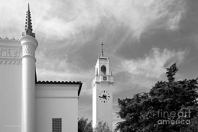 Idea Photograph - Loyola Marymount University Clock Tower by University Icons