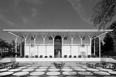 Photograph - Loyola Marymount University Foley Building by University Icons