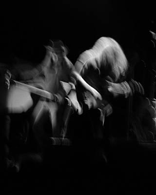 Photograph - Ls Spo #74 Crop 3 by Ben Upham