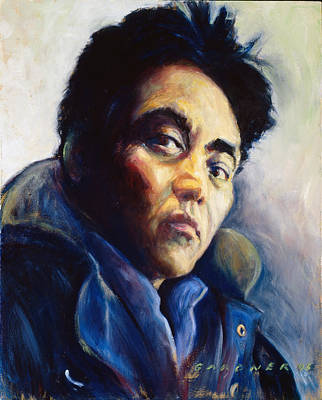 Asian Workers Painting - Lt. Jack Chin by Jesse Gardner