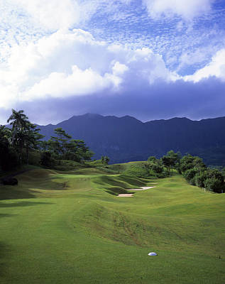 Photograph - Luana Hills Golf & Country Club by Stephen Szurlej
