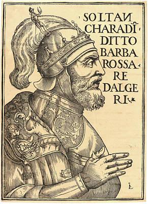 Luca Antonio De Giunta Italian, Active 1506–1522. Soltan Art Print