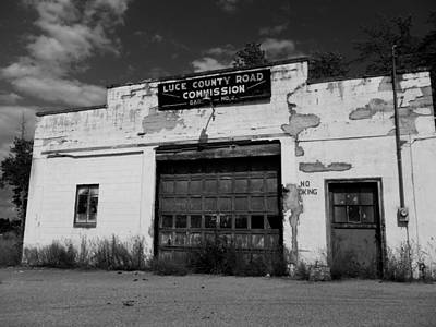 Commision Photograph - Luce County by Jennifer Rock