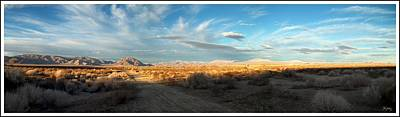 Photograph - Lucerne Desert Vista by Glenn McCarthy Art and Photography