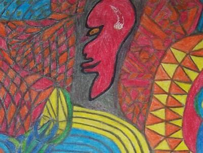 Lucifer Original by Jonathon Hansen