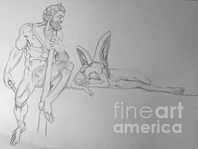 Lucipher And Pan Original