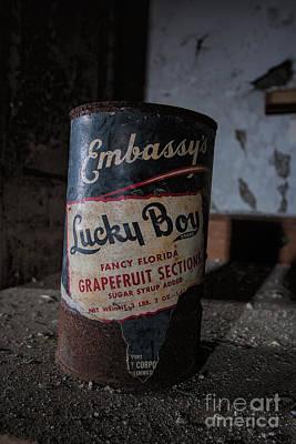 Photograph - Lucky Boy by Rick Kuperberg Sr