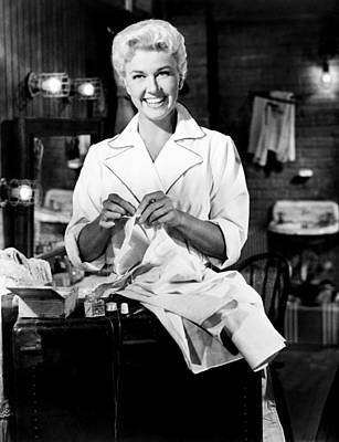Lucky Me, Doris Day, 1954 Art Print