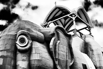 Nj Photograph - Lucy The Elephant by John Rizzuto