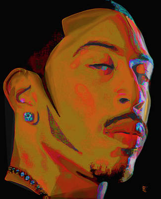 Ludacris Original by  Fli Art