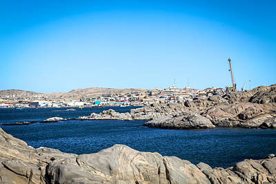 Capt. Greg Daley Photograph - Luderitz Bay by Gregory Daley  PPSA