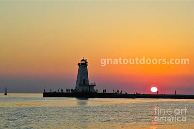Ludington Lighthouse Original