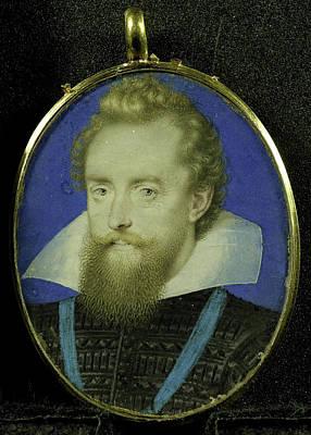 Ludovic Stuart, 1574-16231624, First Duke Of Richmond Art Print