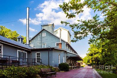 Photograph - Ludwig Mill 4 by Michael Arend