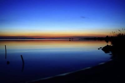 Midsummer Eve Photograph - Lui Na Greine by Barry Kerr