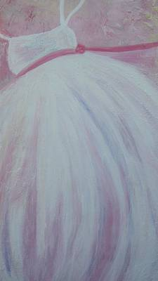 Tutus Mixed Media - Lulu's Tutu  by Tree Girly