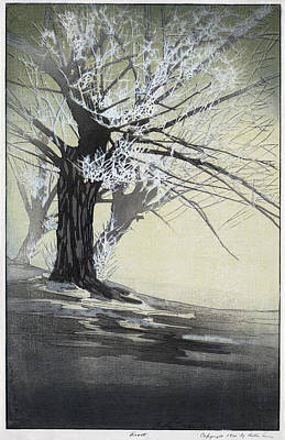 Lums Painting - Lum Frost, C1920 by Granger