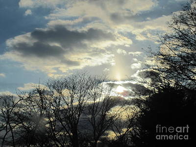 Photograph - Luminous Clouds by Tara  Shalton