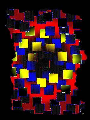 Luminous Energy 28 Art Print