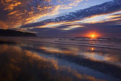 Photograph - Luminous Harmony by Mark Kiver