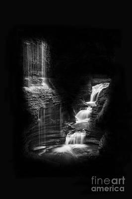Luminous Waters Iv Art Print