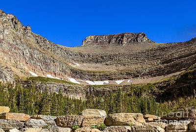 Photograph - Lunch Creek Basin by Robert Bales