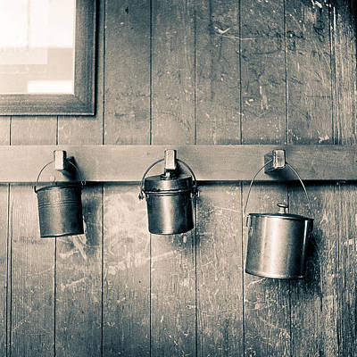 Lunch Pails Art Print by Will Gunadi