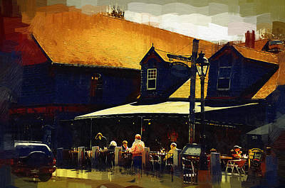 Painting - Lunchtime by Kirt Tisdale