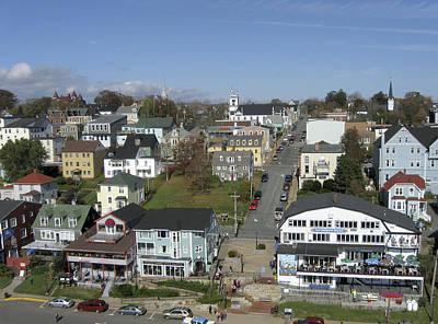 Photograph - Lunenburg, Nova Scotia by Rob Huntley