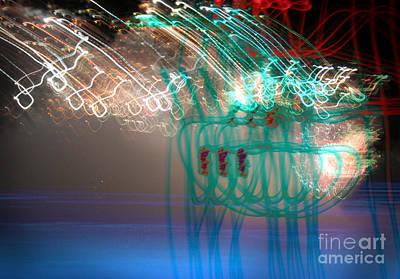 Digital Art - Lunetta by Angelika Drake