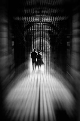 Marriage Wall Art - Photograph - L'union by Eric Drigny