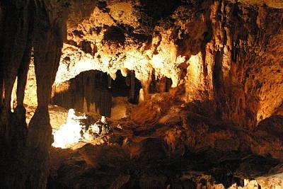 Luray Caverns - 1212162 Art Print by DC Photographer