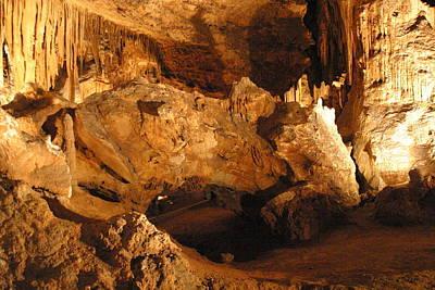Luray Caverns - 121274 Art Print