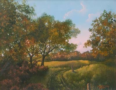 Luray Pasture Art Print
