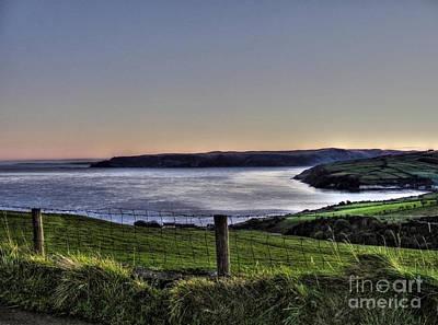Photograph - Lurgan Coast by Nina Ficur Feenan