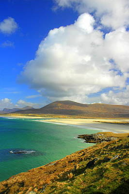 Luskentyre Beach  Art Print by The Creative Minds Art and Photography
