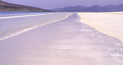 Photograph - Luskentyre by George Hodlin
