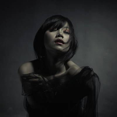 Emotion Wall Art - Photograph - Lust by Fren Hendrik