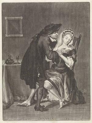 Deadly Drawing - Lust, Jan Van Der Bruggen by Jan Van Der Bruggen