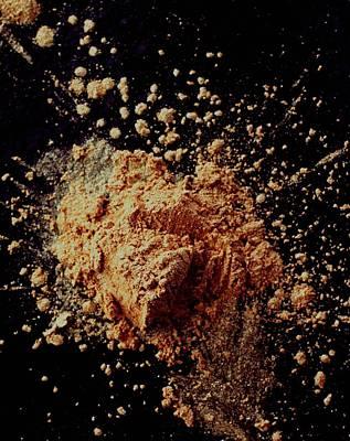 Luster Dust Print by Romulo Yanes