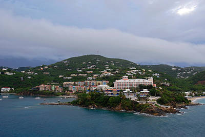 Photograph - Luxurious St Thomas by Willie Harper