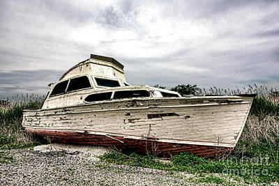Watercraft Photograph - Luxury Past by Olivier Le Queinec