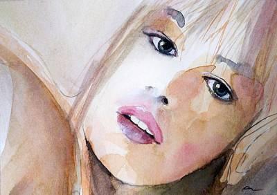 Lyala Art Print by Ed  Heaton