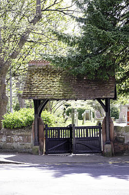 Photograph - Lychgate by Spikey Mouse Photography
