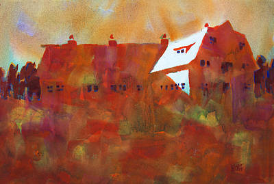 Painting - Lynnwood Farm by William Duncan